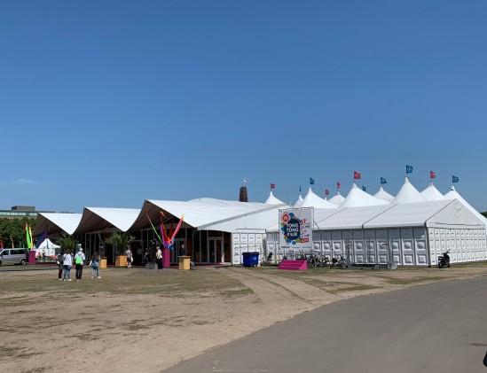 Tong Tong Fair Festival in Den Haag