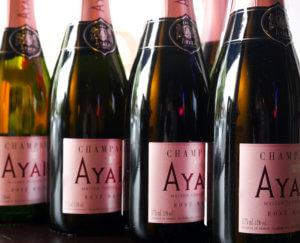 Ayla Champagne, hoofdsponsor van Wijnvrouw van het Jaar