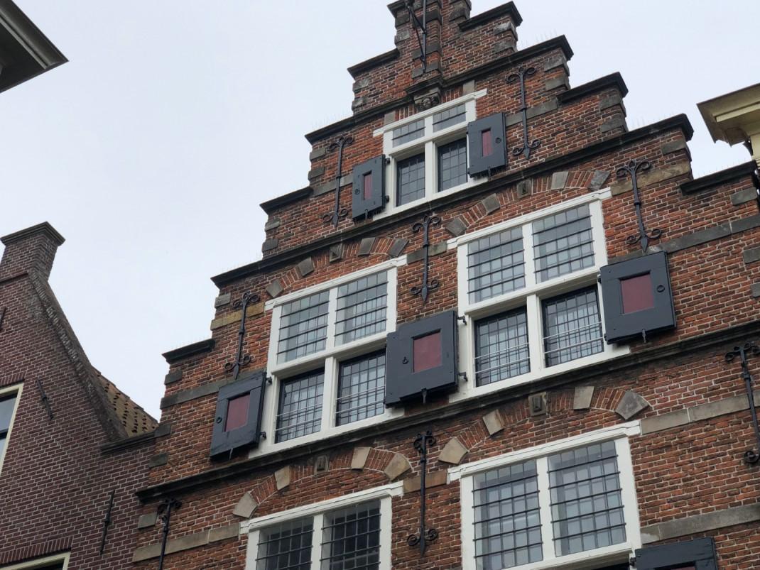 Historische gebouwen in