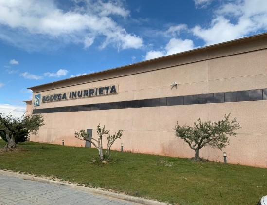 Bodega Inurrieta in wijnregio Navarra