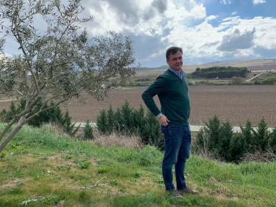 Exportmanager Jose Antonio Pellicer van Inurrieta
