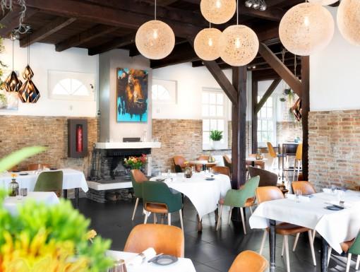 Nieuw interieur van restaurant Zout & Citroen in Oosterhout
