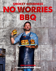 Cover No Worries BBQ