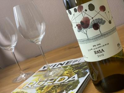 Winelife Rueda met Basa 58
