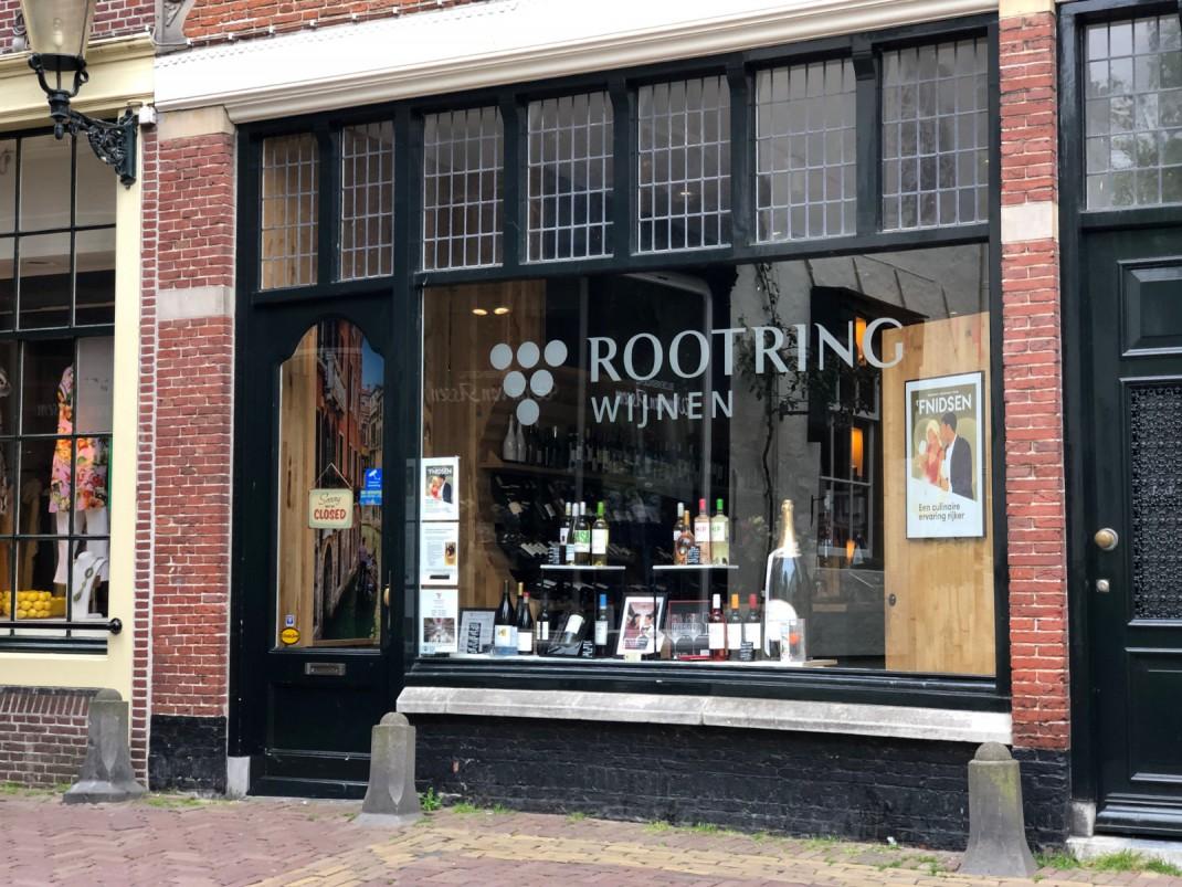 Wijnwinkel Rootring in Alkmaar