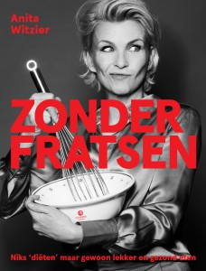 Cover Zonder fratsen van Anita Witzier