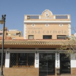 Exterieur Casa Carmela in Valencia