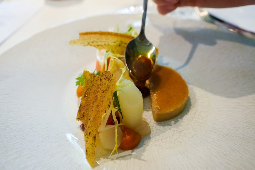 Gerecht van restaurant Zout & Citroen