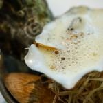 Gillardeau-oester als amuse bij restaurant zout & Citroen