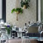 Interieur restaurant Rozey in Rotterdam