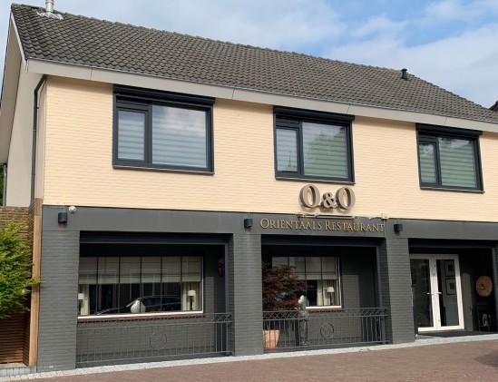 Exterieur restaurant O&O