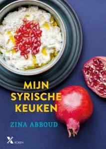 Cover Mijn Syrische keuken