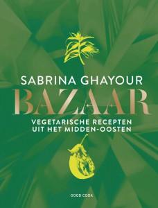 Cover Bazaar van Sabrina Ghayour