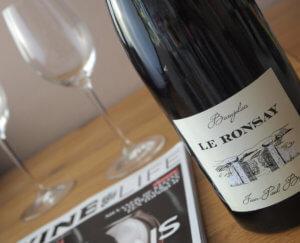 Beaujolais Le Ronsay 2018, beoordeeld door WineLife