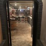 Wijnkelder van wijnbar Pierre