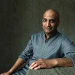 Portret schrijver Nahid Hassan van het kookboek Vega Curry