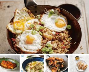 Weekmenu 36 Indonesische rijsttafel