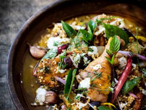 Moorse kip van Sergio Herman uit Sobremesa