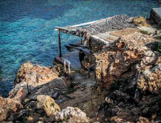 Sfeerbeeld van Sergio Herman op Ibiza