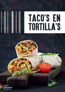 Cover Taco's&Tortilla's