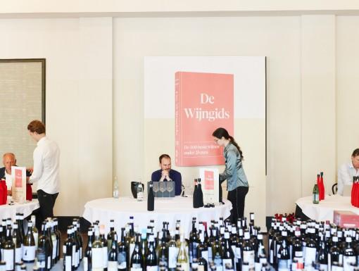 Masters of Wine aan het werk