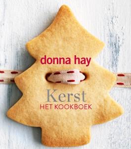 Cover Kerst, Het kookboek van Donna Hay 2019