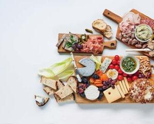 Bistroplank uit het kookboek Van de Plank