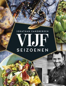 cover vijf seizoenen van Jonathan Zandbergen
