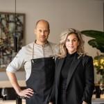 Wouter en Malou van restaurant Alma in Oisterwijk