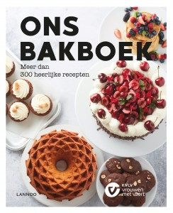 Cover Ons Bakboek