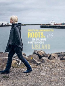 Cover kookboek Roots van Dagny Rós - Asmundsdóttir