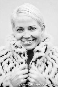 Portret Dagný Ros