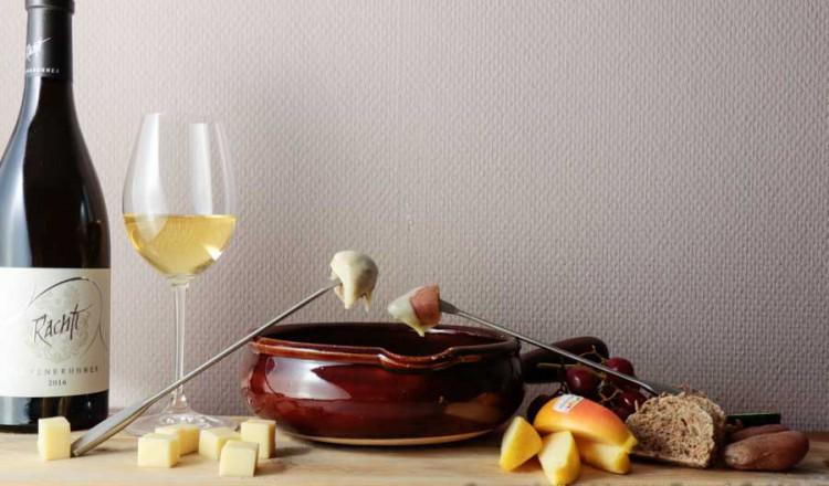 Stilfser kaasfondue uit Süd-Tirol
