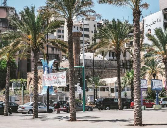 sfeerbeeld Beiroet