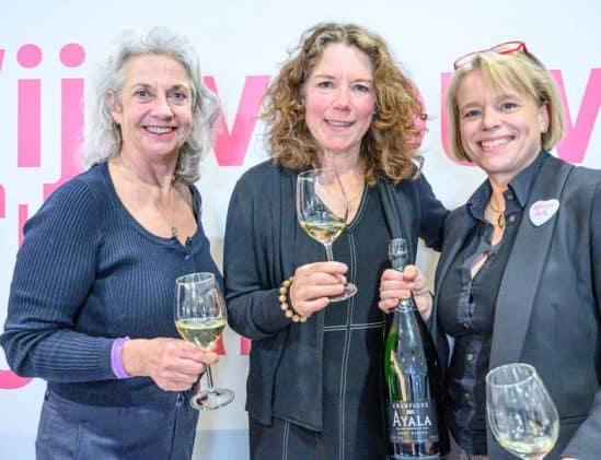 3 wijnvrouwen genomineerd voor 2020