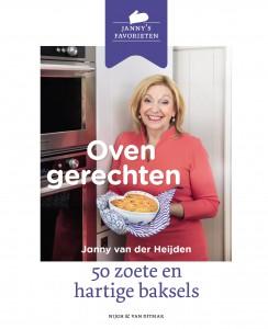 cover Ovengerechten van Janny van der Heijden