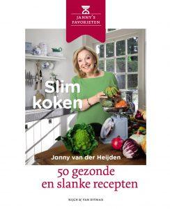 Cover Slim koken van Janny van der Heijden