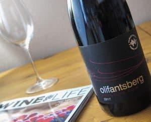 Grenache noir Olifantsberg van WineMatters