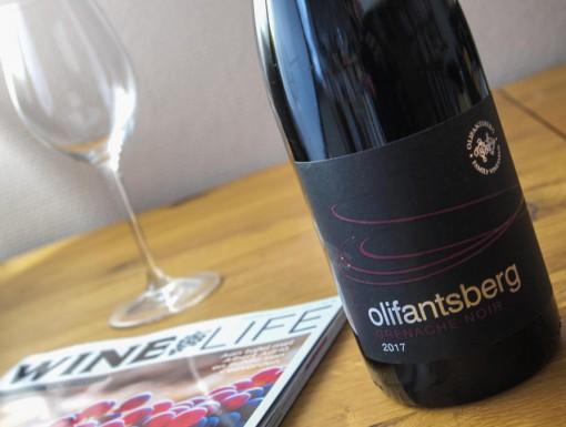 Grenache noir Olifantsberg WineMatters 2017