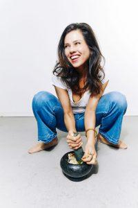 Portret Vanja van de Leeden van Indorock