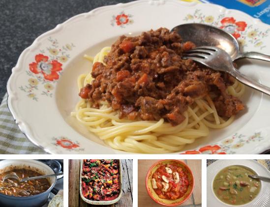 Weekmenu 12 Culinaire Corona Care