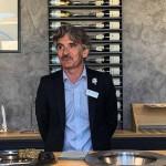 David Quillin in de Rhône, marketingmanager van Cave de Tain