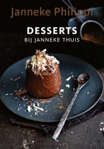 cover Desserts van Janneke-