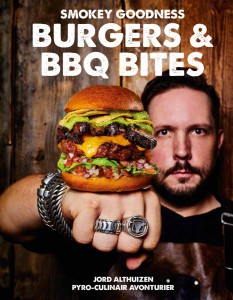 Cover Burgers & BBQ bites-