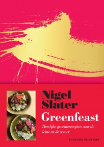 Cover Greenfeast voor lente en zomer van Nigel Slater