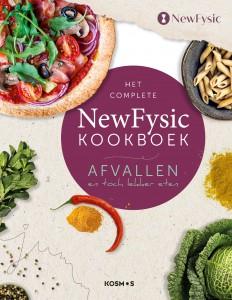 Cover Het complete NewFysic kookboek