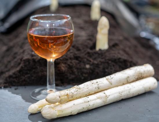 Welke wijn bij asperges?