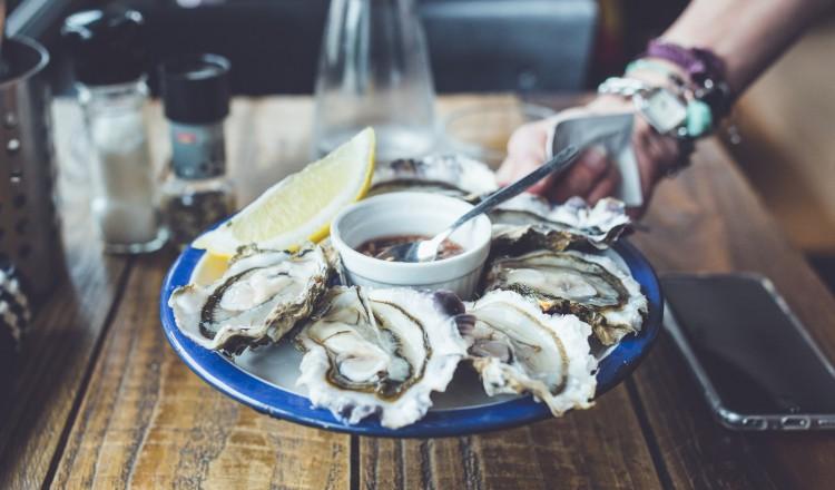 Welke wijn bij oesters ?