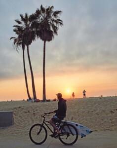 Sfeerbeeld in Californië uit het kookboek California Dreamin