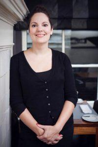 Portret Elise Moeskops